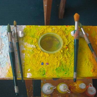Treffpunkt Malerwerkstatt