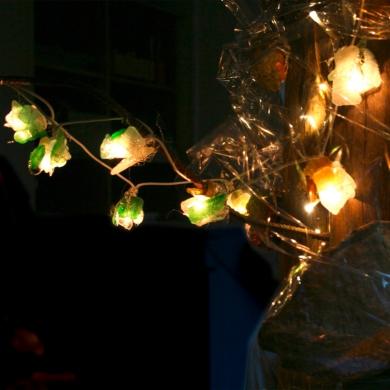 Lichtspielwunschbaum