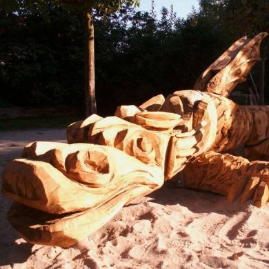 Skulpturenspielpark