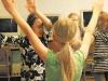 Theater im Atelierunterricht