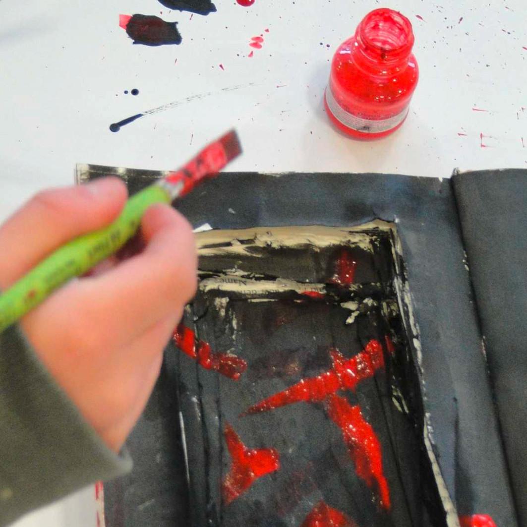 Papier im Spannungsfeld zwischen Kunst und alltäglichem Gebrauch