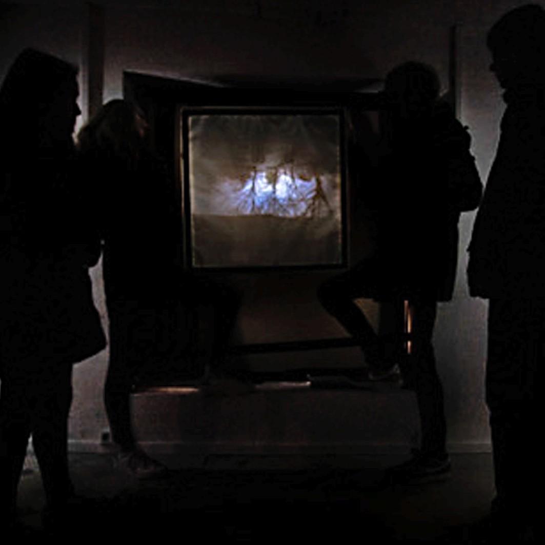 Lichtzeichen - Experimentelles Gestalten mit dem Medium Fotografie