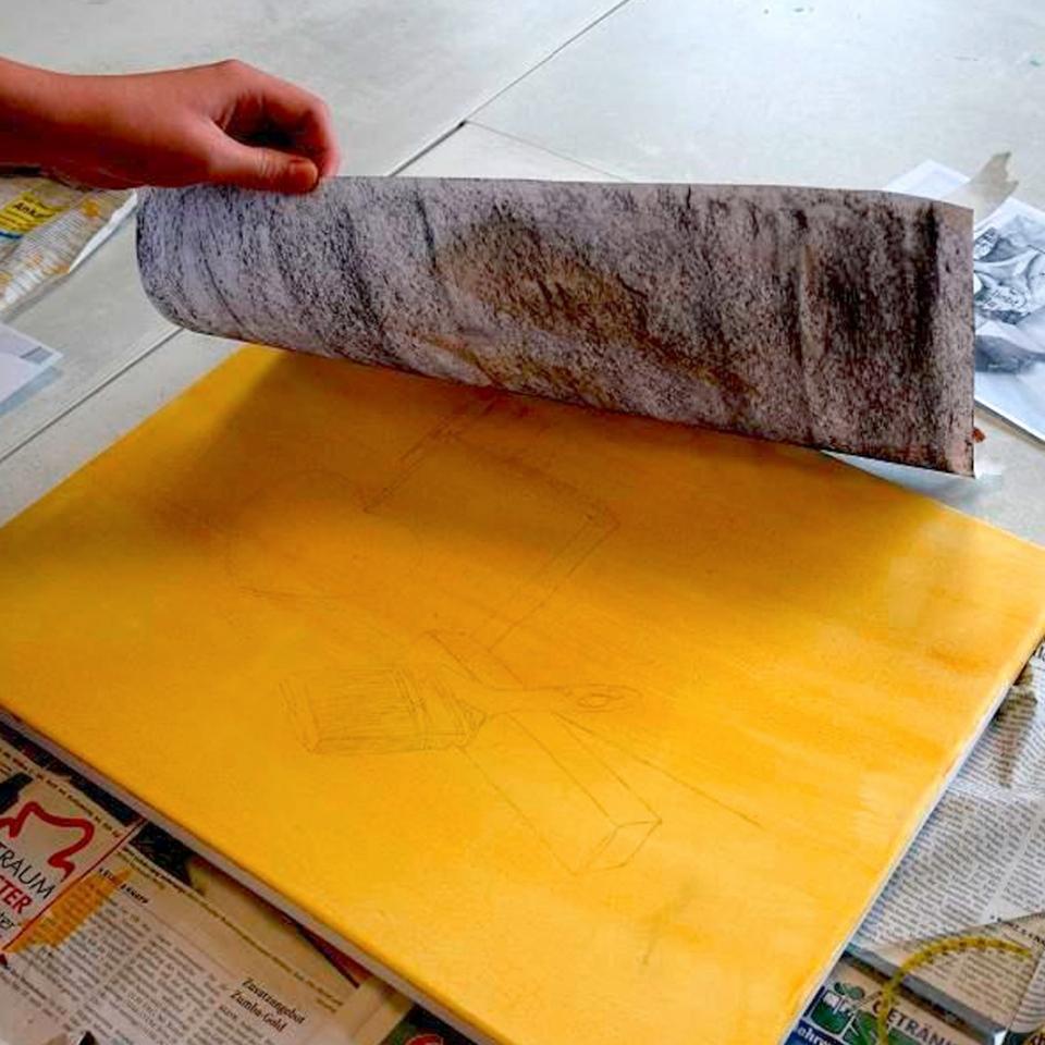 Lasurmalerei - Schicht für Schicht zum Bild
