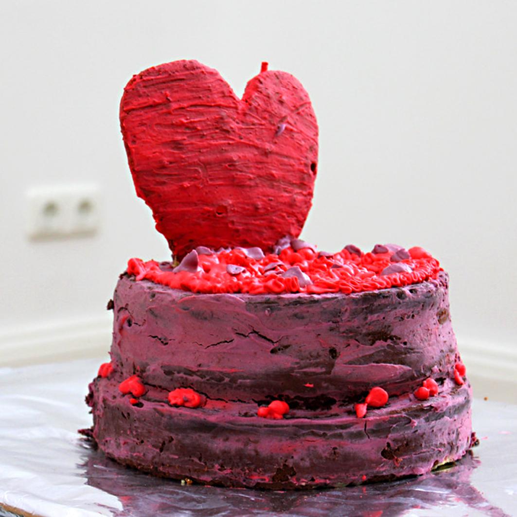 Skulpturen aus Kuchen – Kuchen als Skulpturen